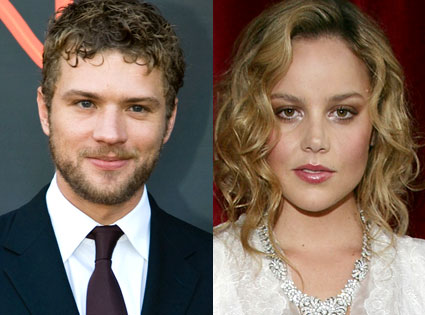 Ryan Phillippe y Abbie Cornish están juntos