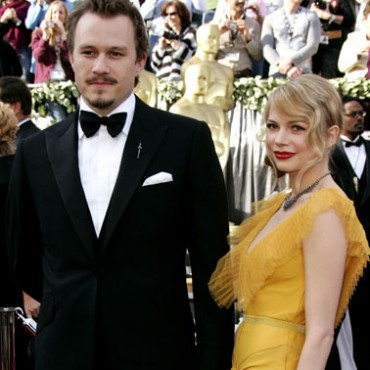 Michelle Williams hará un film sobre la vida de Heath Ledger