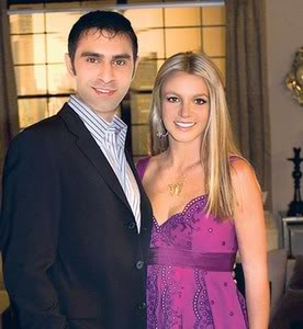 Britney Spears dating Bollywood dance instructor