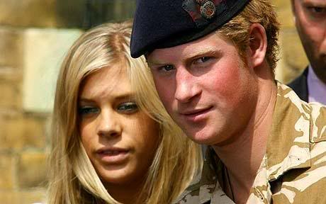 Prince Harry and longtime girlfriend Chelsy Davy break up