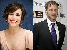 Josh Lucas and Rachel McAdams are dating?
