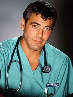 George Clooney will return to ER