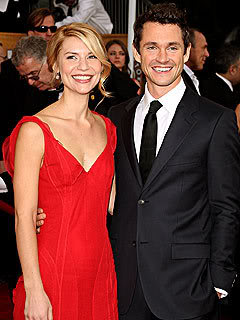 Claire Danes and Hugh Dancy get engaged