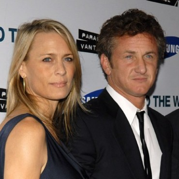 Triángulo amoroso en Hollywood: Sean Penn y Robin Wright