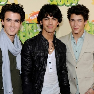 Fotos: Los Jonas Brothers en los Kids Choice Awards