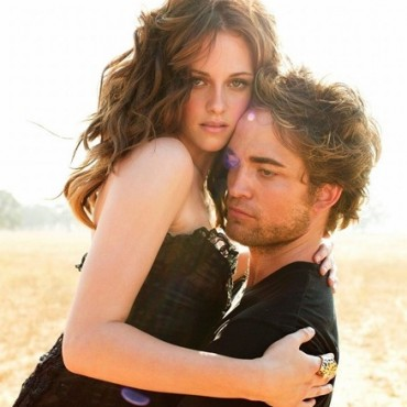 Fotos: Robert Pattinson y Kristen Stewart super sensuales