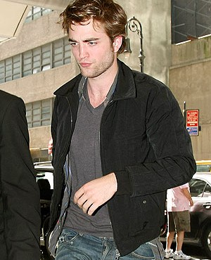 Robert Pattinson pasea por Nueva York