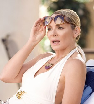 ¿Samantha Jones embarazada segunda película de Sex and the City?