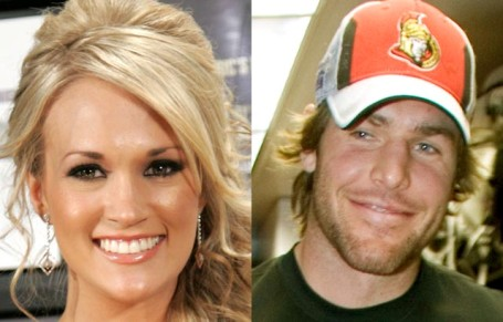 carrie-underwood y mike-fisher