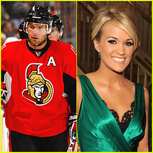 Carrie Underwood y su novio Mike Fisher se van a vivir juntos
