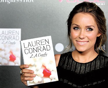 Lauren Conrad y su exitosa novela Sweet Little Lies
