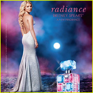 britney spears radiance fragancia