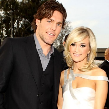 Carrie Underwood y Mike Fisher ya son marido y mujer