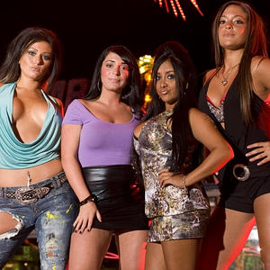 jersey shore mujeres
