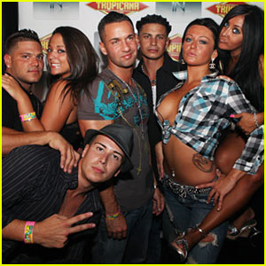 jersey shore casting