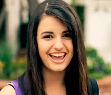 Rebecca black bullying
