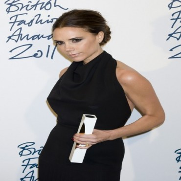Victoria Beckham triunfa en los British Fashion Awards
