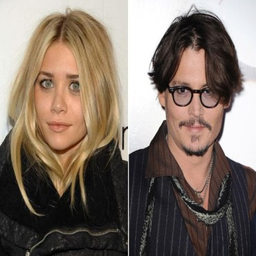 Johnny Depp, pillado al salir de casa de Ashley Olsen