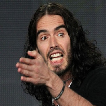 Russell Brand quiere volver con Katy Perry
