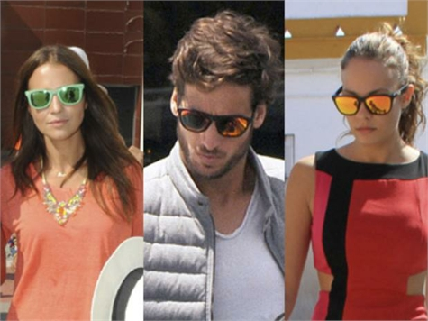 Gafas Color Block